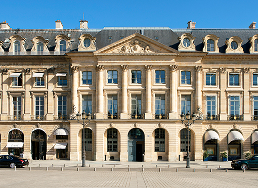 JPM France Place Vendome