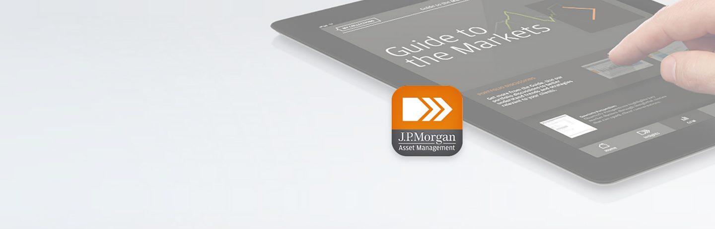 Market Insights App | Asset Management Tools & Guides | J P  Morgan